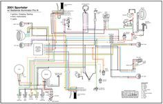 ironhead ez wiring guide the sportster and buell motorcycle forum rh pinterest com buell xb12ss wiring diagram buell xb9 wiring diagram