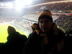 Pokalspiel in der Allianz-Arena München