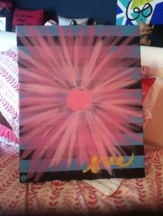 Free ~ DIY canvas