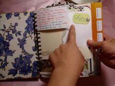 Junk Journal - Smash Book - YouTube