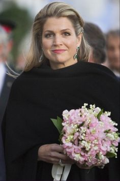 Queens & Princesses - King Willem Alexander, Queen Beatrix and Princess Maxima attended the concert of freedom in Amsterdam. The Prime Minister of Canada and his wife were also present.