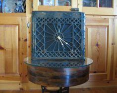 Heat Grate Clock
