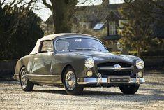 1953 Ford Comete Cabriolet V8 'Monte Carlo'