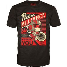 Star Wars Star Wars POP! Poe Dameron T-Shirt