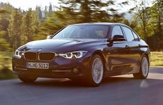 15 Hot Luxury Car Lease Deals Under $400/Month: 2016 BMW 320i