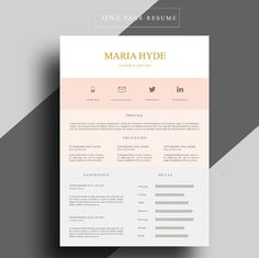 resume template cv professional free cover letter by chedonresume - Template Resume Free