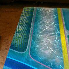 custom paint Car Paint Jobs, Truck Paint, Custom Paint Jobs, Custom Cars, Auto Paint, Lace Painting, Painting Patterns, Pinstriping, Candy Paint