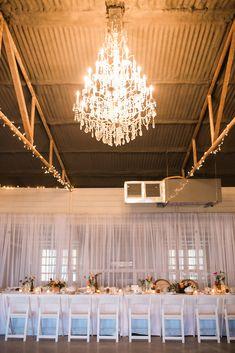 An Intimate Wedding Full of Rustic Vintage Elegance