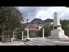 Kalavryta a town with a sad history in the north of the Peloponnese  #travel #greece