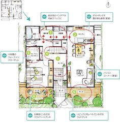 1F After My House Plans, House Floor Plans, Craftsman Floor Plans, Small Floor Plans, Plan Sketch, Happy House, Japanese House, Small Studio, House Layouts