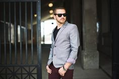 Being well-dressed influences other people to see you as competent, capable, and smart, as well as helping you feel more confident about yourself. #welldressed