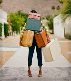 8 Consejos para viajar con la maleta bien hecha