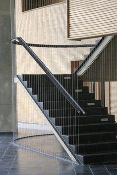 handrail details. Baixas Y Del Rio Architects