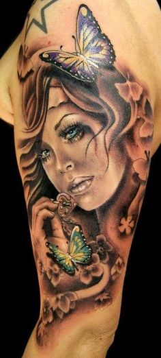 Leading Tattoo Magazine & Database, Featuring best tattoo Designs & Ideas from around the world. At TattooViral we connects the worlds best tattoo artists and fans to find the Best Tattoo Designs, Quotes, Inspirations and Ideas for women, men and couples. Tattoos 3d, 4 Tattoo, Great Tattoos, Beautiful Tattoos, Body Art Tattoos, Sleeve Tattoos, Tattoo Pain, Portrait Tattoos, Amazing Tattoos