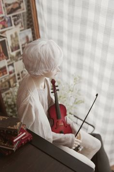 himister:  Iry by *三日月(micazuki)/담요(blanket)* on Flickr.