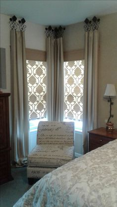 Classic Window Curtains Ideas For Living Room Model
