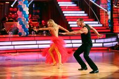 Actor Ingo Rademacher and his partner Kym Johnson received 21 out of 30 points from the judges for their Paso Doble routine during week three of 'Dancing With The Stars,' which aired on April 1, 2013.