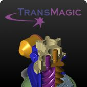 TransMagic  Imagine the ability to convert CAD files into any format, streamlining the flow of data throughout your organization or supply chain. Become an expert instantly! Leverage your CAD data investment over and over, for any purpose, with precision ease and confidence.  TransMagic develops easy-to-use, highly efficient and precise 3D multi-cad interoperability software to enable seamless reuse of 3D engineering and manufacturing data in multiple-software environments.