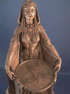 Danu (or Anu), Mother of the Tuatha de Danaan