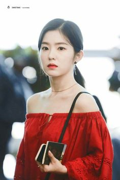 Irene - Incheon Airport to New York for KCON ©Golden Slumber Seulgi, Extended Play, Beautiful Asian Girls, Beautiful Women, Miss Girl, Red Velvet Irene, Korean Girl, Korean Star, Kpop Girls