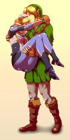 Lets go home by Queen-Zelda.deviantart.com on @deviantART