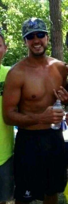 Luke Bryan...Sexiest Man Alive? I think so