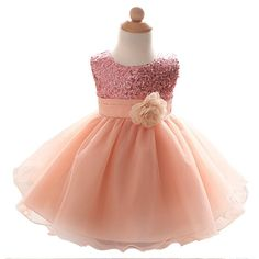 Going to a formal occasion soon? This Formal Sequin Dress is perfect for your little girl's outfit!  Available for 4-24 months. Get it here  https://petitelapetite.com/products/formal-sequin-dress