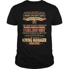 HIRING-MANAGER T-Shirts, Hoodies (21.99$ ==► Order Here!)