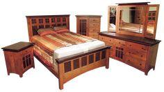 Clear Creek Bedroom Furniture