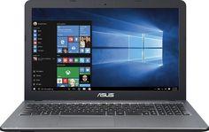 """BRAND NEW IN UNOPENED RETAIL BOX: ASUS 15.6"""" High Performance Premium Laptop, HD Screen Intel Quad Core Pentium N3700 Processor 1.6Ghz base, Burst Fre... #quad #core #dvdrw #pentium #intel #vivobook #laptop #asus"""