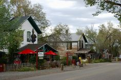 Turquoise Trail National Scenic Byway , New Mexico | love old buildings, things that are funky, and checking out other ...