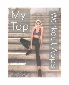 My top 4 workout apps! Top Apps, Workout Tops, More Fun, My Favorite Things, Sports T Shirts