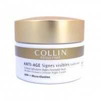 Collin Resultime Anti-ageing Night Cream visible signs Visage 50 ml 1.76 oz - http://best-anti-aging-products.co.uk/product/collin-resultime-anti-ageing-night-cream-visible-signs-visage-50-ml-1-76-oz/