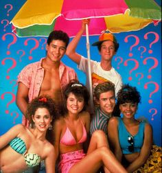 'Saved by the Bell': They are so good at neon.