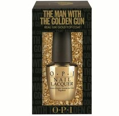 OPI The man with the Golden Gun