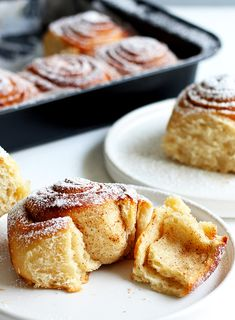 Overnight Cinnamon Rolls, Vegan Cinnamon Rolls, Best Cinnamon Roll Recipe, Rolls Recipe, Dessert Recipes, Desserts, Scones, Food Inspiration, Bakery