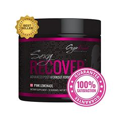 Gym Vixen Sexy Recover (Pink Lemonade, 30 Serv) - Best Post-Workout for Women - Advanced Recovery Formula * Click on the image for additional details.