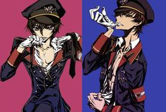 Code Geass Anime Couples Manga, Cute Anime Couples, Anime Guys, Code Geass, Lelouch Vi Britannia, Lelouch Lamperouge, Free Characters, All Codes, Code Black