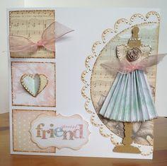 www.craftworkcards.com Designer: Julie Hickey