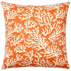 I pinned this Outdoor Pillow in Orange from the Frog Hill event at Joss and Main!  Need it.