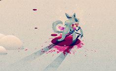 Print by pyrotensive, via Flickr