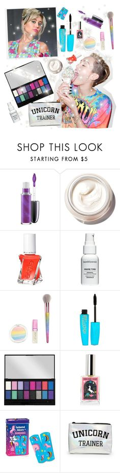 """""""Have fun Make up with Miley ♡♡"""" by faanciella ❤ liked on Polyvore featuring beauty, Cyrus, MAC Cosmetics, Bobbi Brown Cosmetics, Essie, Bare Escentuals, Forever 21, Rimmel, makeup and ArianaGrande"""