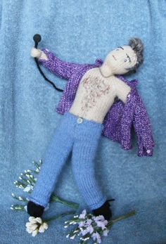 Knitted Morrissey...............
