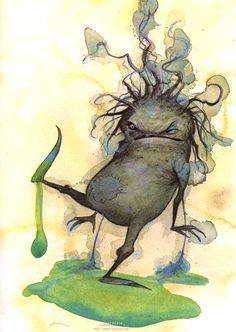 * Misstyle Look *: Фантастические зверушки Брайана Фрауда
