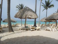 punta Cana, Dominican Republic. Half the cost of Cancun... just as pretty!
