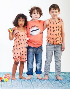 Welcome to Sidneyboo | Fun, funky and individual kidswears