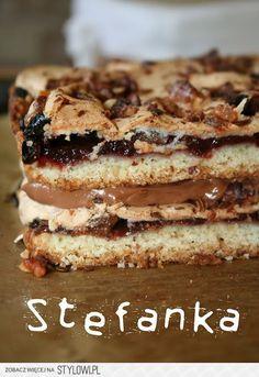 Składniki na ciasto kruche: 300g mąki pszennej 150g mas… na Stylowi.pl