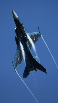 """F-2 (nickname: """"Viper Zero"""") is a 4.5th generation multirole fighter manufactured for Japan Air Self-Defense Force, with a 60/40 split in manufacturing between Japan and the USA. Production started in 1996 and the first aircraft entered service in 2000."""