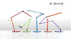 LED Desk Lamps, Floor Lamps, Undercabinet Lights and More by Koncept #koncept #solutionsstudio