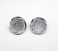 Silver Acrylic Clip On Earrings Gemstone Earrings, Clip On Earrings, Gypsy, Gemstones, Personalized Items, Silver, Beauty, Money, Ear Jewelry